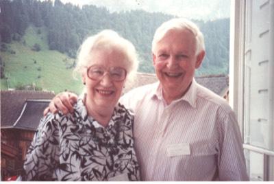 Walter & Dylis Carington